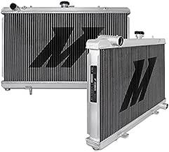 Mishimoto MMRAD-S13-89SRX Nissan 240SX SR20 X-Line Performance Aluminum Radiator, 1989-1994, Silver