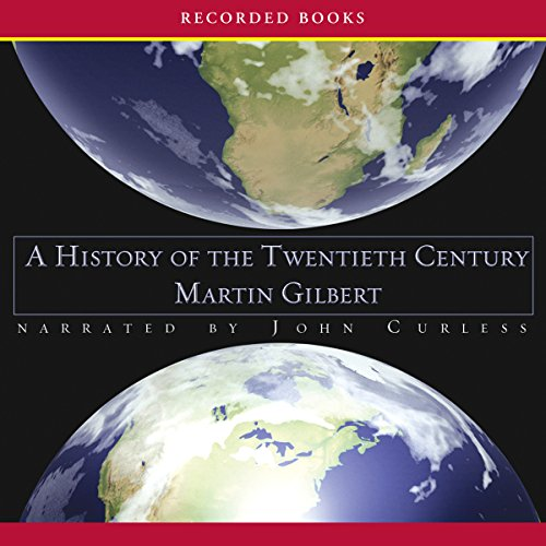 A History of the Twentieth Century audiobook cover art