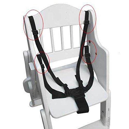 Demiawaking Cinghia Imbracatura per Passeggino e Seggiolone Cinture Bambini Accessori per Passeggino Bambini