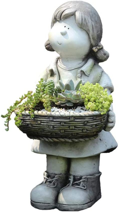 ZLBYB Statue Set - Outdoor Today's only Decor Deck Garden At the price of surprise Patio for Porch