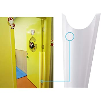 Finger Trap Hand Shield Door Guard Child Baby Safety Hinge Side Gap Protector