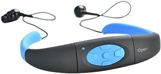 MP3 Headphone Built-in Flash Memory Neckband Stereo 550mAh FM MP3 Music MP3