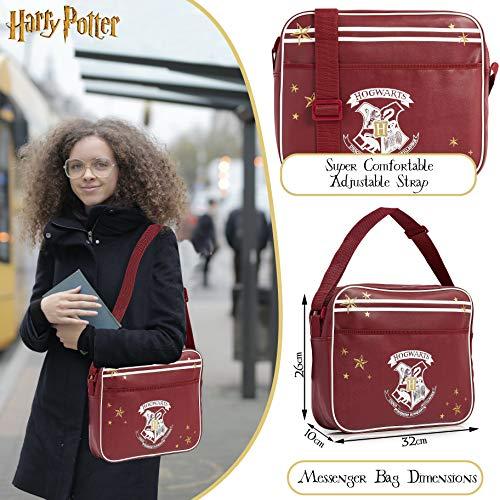 Harry-Potter-Messenger-Bag-Hogwarts-Crossover-Bags-Gryffindor-School-Accessories-College