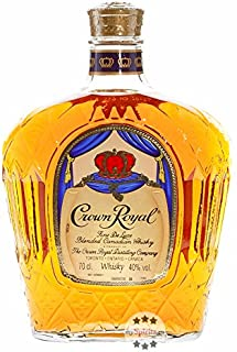 Whisky: 3 x Crown Royal Fine Deluxe Blended Canadian Whisky / 40% Vol. / 0,7 Liter
