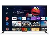 Caixun EC75E1A, 75 inch 4K UHD HDR Smart TV with Google Assistant...