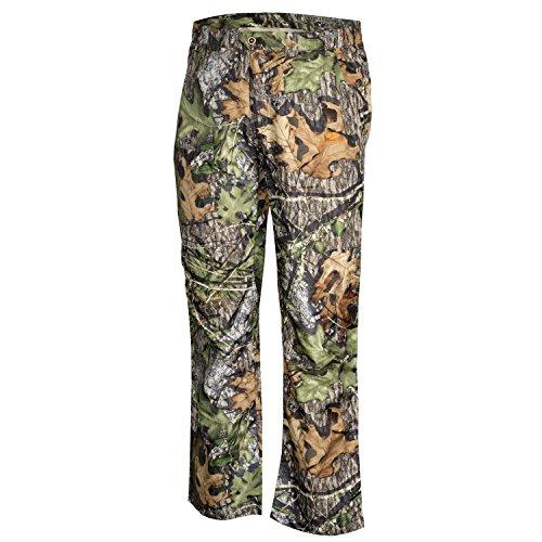 MOSSY OAK Men's Hunting Guide Pants, Mossy Oak Obsession, Large