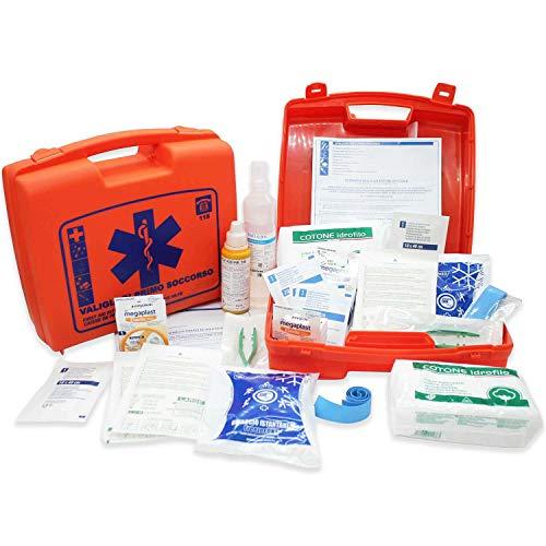 FIRSTMED - Kit de primeros auxilios médicos para...