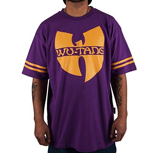 Wu Wear - Wu 36 T-Shirt - Wu-Tang Clan Größe L, Farbe Purple