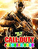 Fun 'N' Joy! - Call Of Duty Coloring Book: Call Of Duty Coloring Book: Special Call Of Duty Coloring Books For Kids And Adults Designed To Relax And Calm