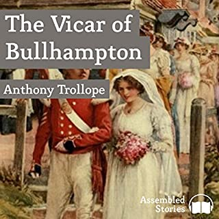 The Vicar of Bullhampton audiobook cover art