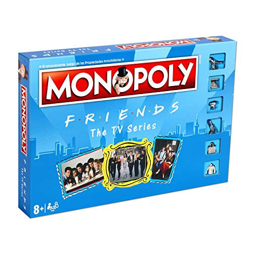 ELEVEN-FORCE-Monopoly-Friends-multicolor-Talla-nica-12135