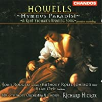 Howells: Hymnus Paradisi, etc / Hickox, et al by H. Howells