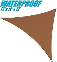 Best waterproof shade sail online buy Reviews
