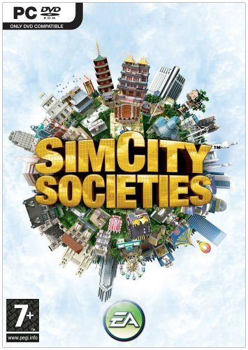 Electronic Arts SimCity Societies - Juego (PC, Simulación, E10 + (Everyone 10 +))