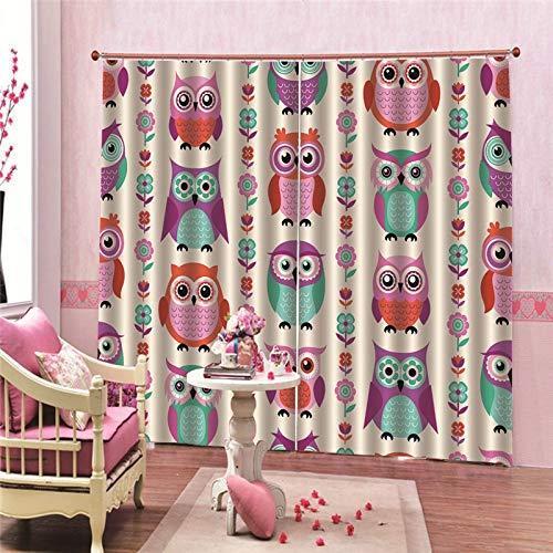 cortinas salon blancas y marron