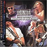 Live at Donington Monsters of Rock 1990 by Thunder (2001-05-23)