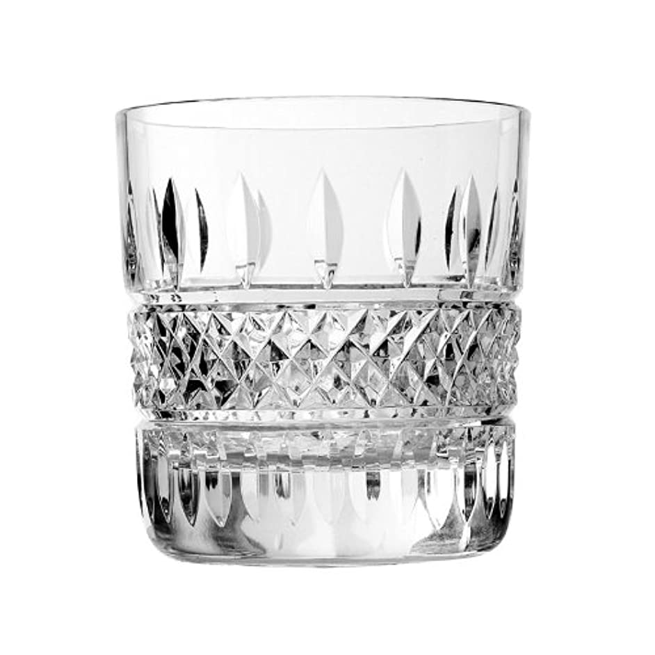 Waterford Crystal Irish Lace Double Old Fashioned, Set of 2