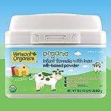 Vermont Organics Milk-Based Iron