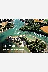 Le Morbihan entre terre et mer: Vue aérienne du Morbihan. Calendrier mural A4 horizontal 2016 Fournitures diverses