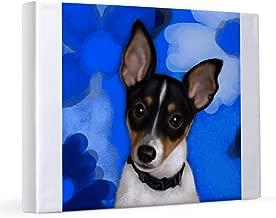 CafePress Rat Terrier Dog 8x10 Canvas Print