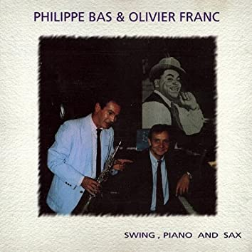 Swing Piano and Sax