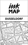 Dusseldorf Inkmap - maps for eReaders, sightseeing, museums, going out, hotels (English) (English Edition)