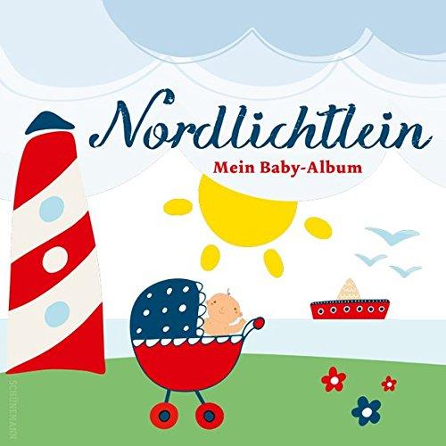Nordlichtlein: Mein Baby-Album