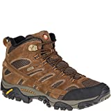 Merrell Men's Moab 2 Mid Waterproof Hiking Boot, Earth, 10.5 M US