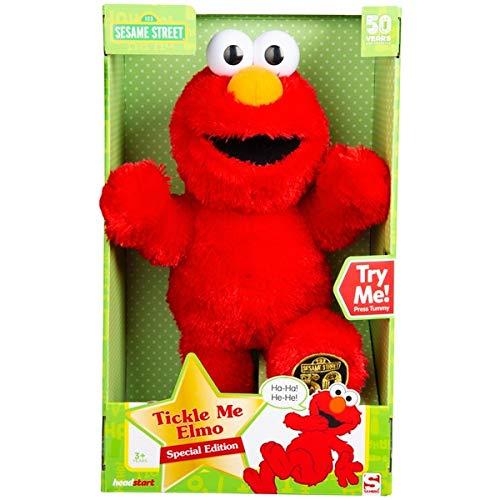 Unbekannt Sesamstrasse Tickle Me Elmo 50 Jahre weiches Kuscheltier