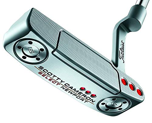 Titleist Scotty Cameron 2018 Select Newport Putter Steel Right Handed 35.0in