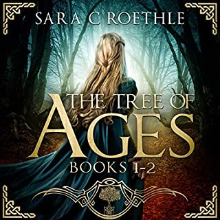 The Tree of Ages audiobook cover art