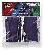Hodge Silk Curved C-Flute Swab - Purple