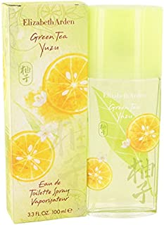Green Tea Yuzu by Elizabeth Arden 3.4 oz Eau De Toilette Spray for Women