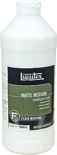 Matte Medium Fluid Bottle Capacity: 946ml