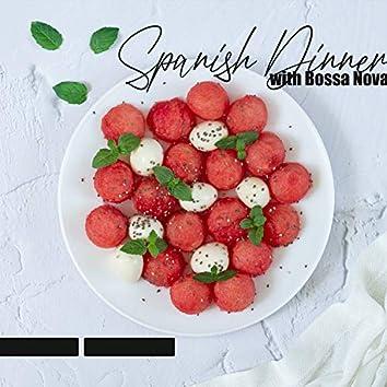 Spanish Dinner with Bossa Nova - Instrumental Jazz Music for Restaurant