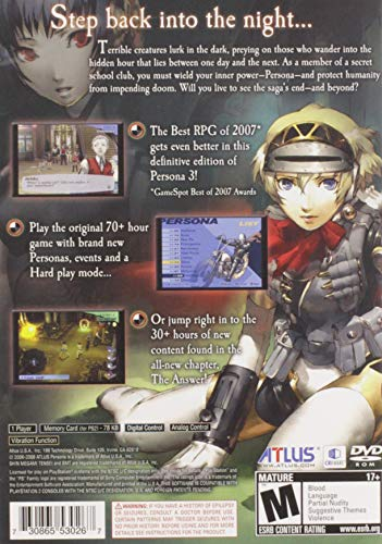 Of games list persona Persona List