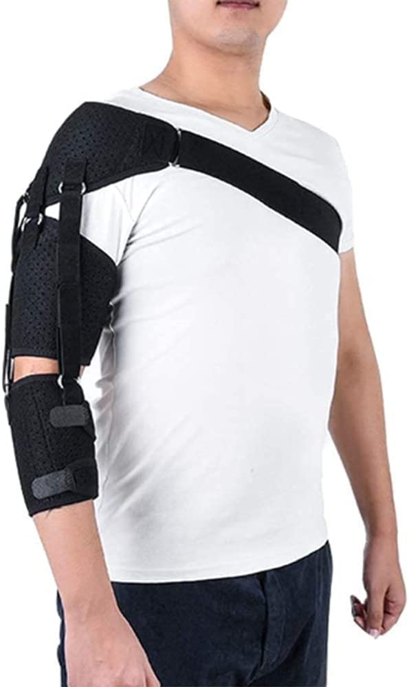 tjz Shoulder Brace Support Correct New Free Shipping Adjustable with Straps Max 40% OFF Belt