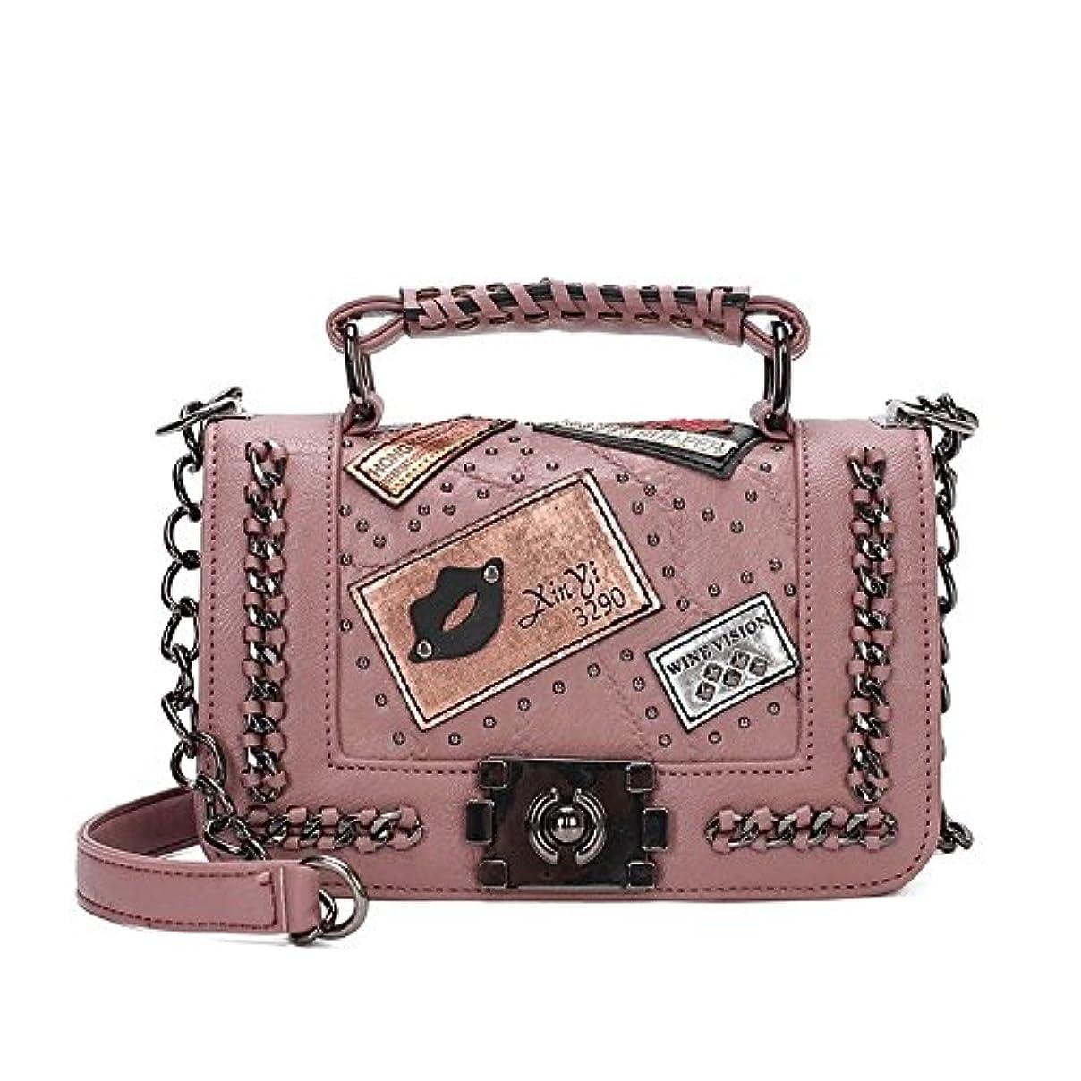 アパート解任に賛成シューズ&バッグ/ バッグ?スーツケース / レディースバッグ?財布 / バッグ /ショルダーバッグ/ Women Ladies Pu Leather Chain Floral Handbag Crossbody Shoulder Messenger Bag