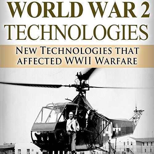 World War 2: New Technologies cover art