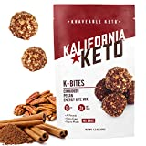 LOW CARB, KETO-FRIENDLY, AND TASTES AMAZING: Our cinnamon pecan fat bomb mix is exactly the low carb snack that you need. Our delicious keto fat bombs are only 2 net carbs! Our fat bombs are tasty, healthy snacks for lunch, work, and adventures! THES...