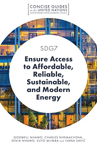 SDG7 - Ensure Access to Affordable, Reliable, Sustainable, and Modern Energy (Concise Guides to the United Nations Sustainable Development Goals) (English Edition)