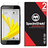 [2-Pack] Spectre Shield Screen Protector for HTC Bolt Case Friendly HTC Bolt Screen Protector Accessory TPU Clear Film