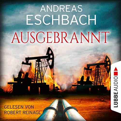 Ausgebrannt audiobook cover art