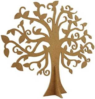 Kaisercraft Beyond The Page MDF Large Family Tree, 15.625-Inch X 17.75-Inch