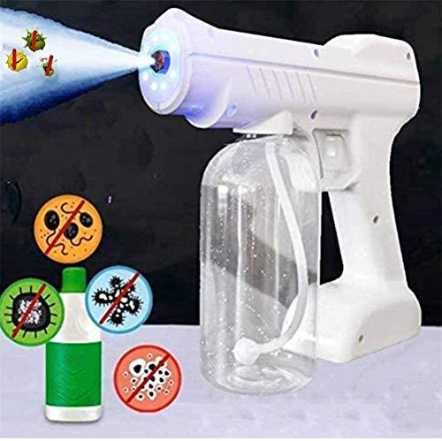 WLD Pulverizador de Nebulización para la Desinfección de la Máquina Azul Claro...