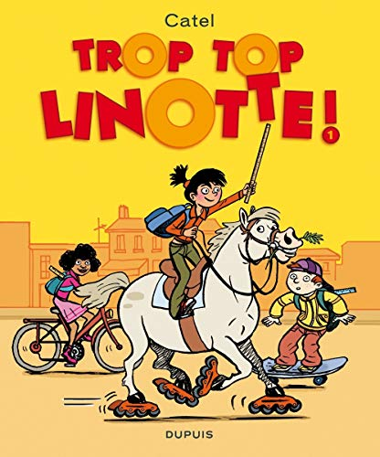 Top Linotte - tome 1 - Top Linotte
