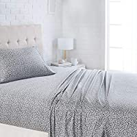 AmazonBasics Lightweight Super Soft Easy Care Microfiber Bed Sheet Set