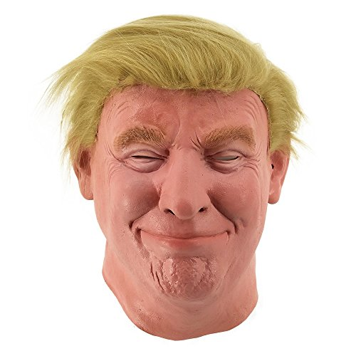 Donald Trump Latex Mask, miljardair, Amerikaanse Amerikaanse President, Politicus, Fancy Dress …