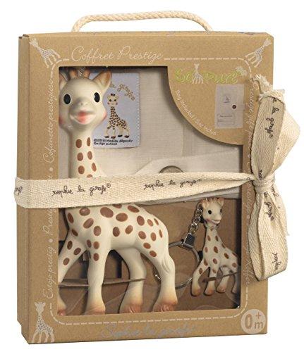 Geschenkset zur Geburt Sophie die Giraffe
