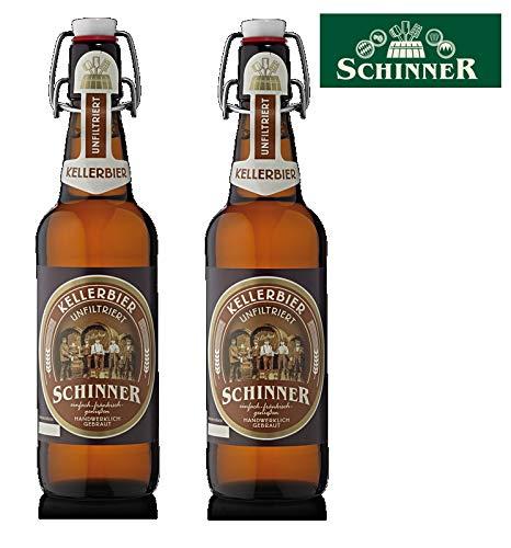 12 x 0,5L Schinner Kellerbier unfiltriert Bayreuth